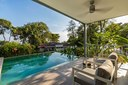 Townhouse Terrace with an Oceanview in Playa Uvita, Costa Rica