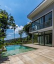 Forest and Ocean View from Luxury Townhome Community in Uvita, Costa Rica