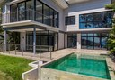 Exterior House View of Luxury Townhome Community For Sale in Uvita, Costa Rica