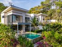 Frontview of Oceanview home for Sale in Uvita, Costa Rica