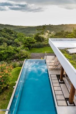 Infinity Pool - Modern Ocean View Luxury Residences for Sale Costa Rica