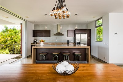 Kitchen Ocean View Residence - Modern Ocean View Luxury Residences for Sale Costa Rica