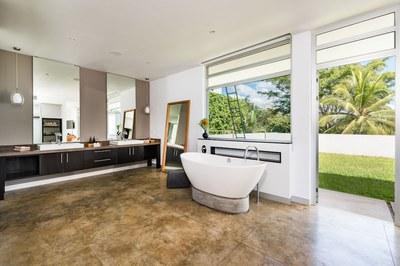 Luxury vanity room -Modern Ocean View Luxury Residences for Sale Costa Rica