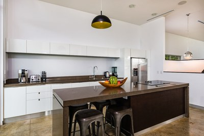 Modern designs and kitchen -Modern Ocean View Luxury Residences for Sale Costa Rica