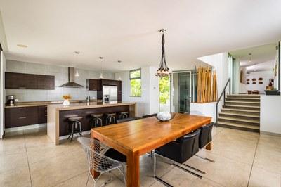 Elegant Kitchen - Modern Ocean View Luxury Residences for Sale Costa Rica