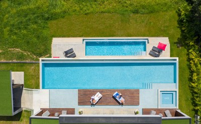 House with pool and ocean view in Luxurty Community with Modern Ocean View Luxury Residences for Sale Costa Rica