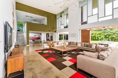 Elegant Interior Design - Modern Ocean View Luxury Residences for Sale Costa Rica