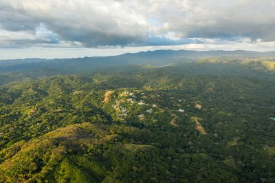 Nature surrounded Community -Modern Ocean View Luxury Residences for Sale Costa Rica