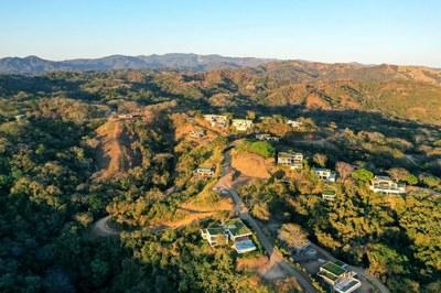 Community air view - Nosara, Costa Rica