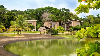 LAKE & SURF COMMUNITY  -  Costa Rica's Premier Beach Development in the Central Pacific with Luxury Homes, Condos, and Lots for sale