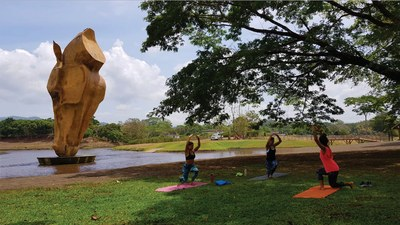 Make Pilates with the sunrise in this amazing beach community -Houses For Sale in Costa Rica