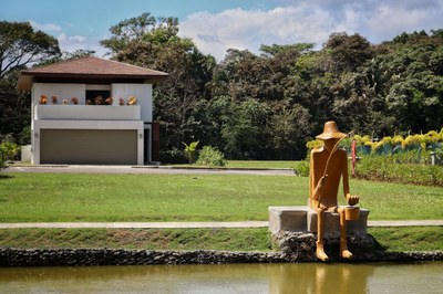 Lake houses for sale in exclusive community in Costa Rica