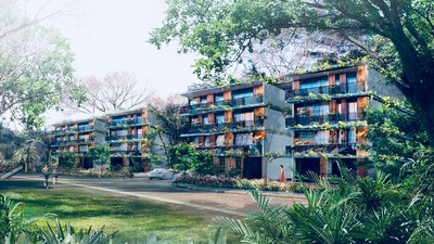FLATS in Surf Beach Community -  Costa Rica's Premier Beach Development in the Central Pacific with Luxury Homes, Condos, and Lots for sale