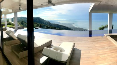 Elegance & Luxury Deck to Infinity Ocean-View House for sale in Puntarenas, Costa Rica