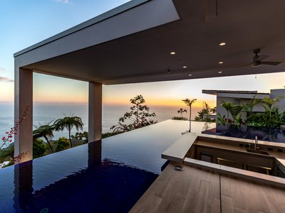 Infinity to Ocean House for Sale in Puntarenas, Costa Rica