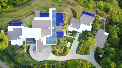 Aerial View of Luxury Home for Sale in Puntarenas, Costa Rica