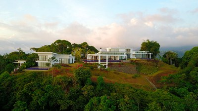 Paradise Hilltop House for sale in Puntarenas, Costa Rica