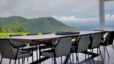 Top of the World Conference Room in Luxurious Ocean-View House sale in Puntarenas, Costa RIca