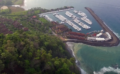 Marina Access from oceanfront and oceanview Condos for Sale