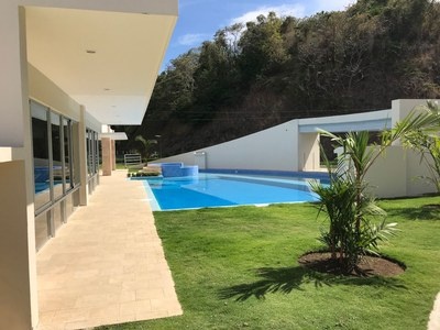 Exclusive ocean front community with condos for sale in Costa Rica