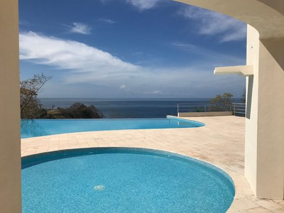 Ifinity ocean view pool - Condos for sale in Costa Rica