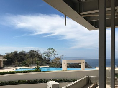 Condos with amazing ocean views for sale in Costa Rica