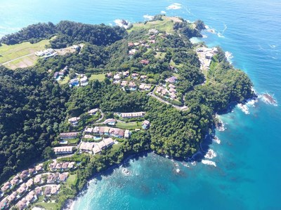 Gated Community with Oceanfront and Ocean View Luxury Condos for Sale on the Central Pacific of Costa Rica