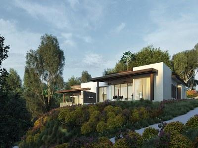 Exterior view in Costa Rica's Premier Beach Development with Luxury Condominium for sale