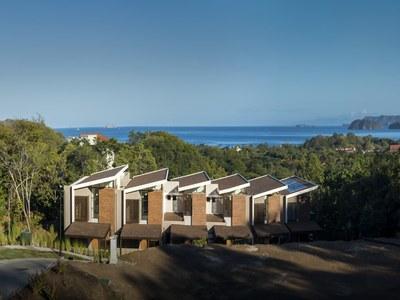 Oceanview condos in Costa Rica's Premier Beach Development with Luxury Condominium for sale