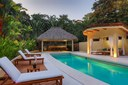 Pool in exclusive condo residences in Puntarenas-Costa Rica