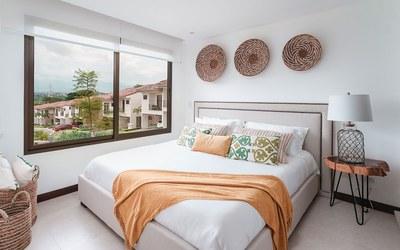 Bedroom - Condos for sale in San José, Costa Rica