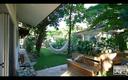 Casa Cedro East Outside Seating Area - Riviera Residences - Riverside Ocean Community for Sale