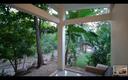 Riverside Covered Patio Casa Guana Costa Rica