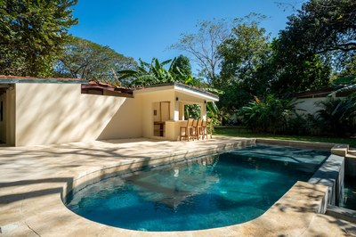 View of Pool Area Riviera Residences Costa Rica Profitable Rental Beach Community for Sale