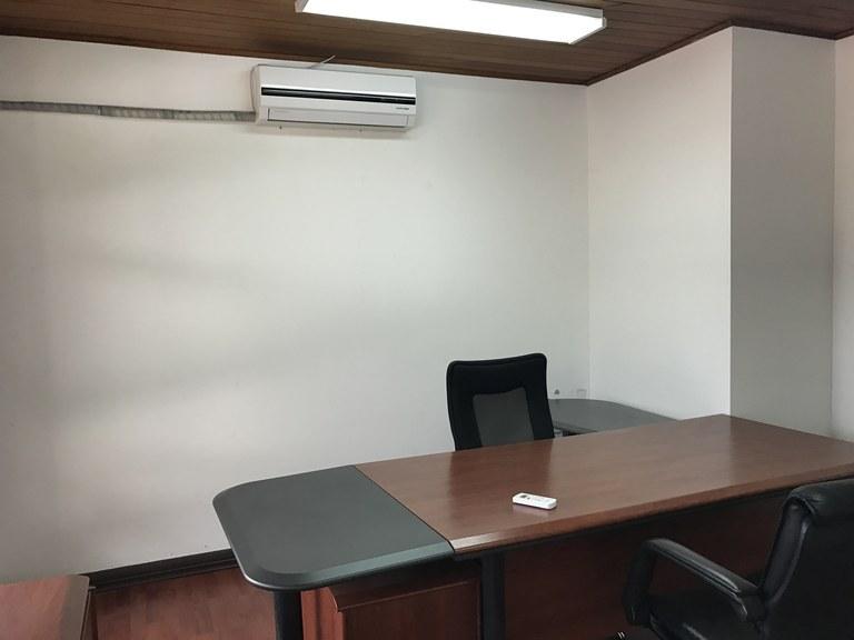 Excelente oportunidad de 5 oficinas con aire acondicionado for Aire acondicionado oficina