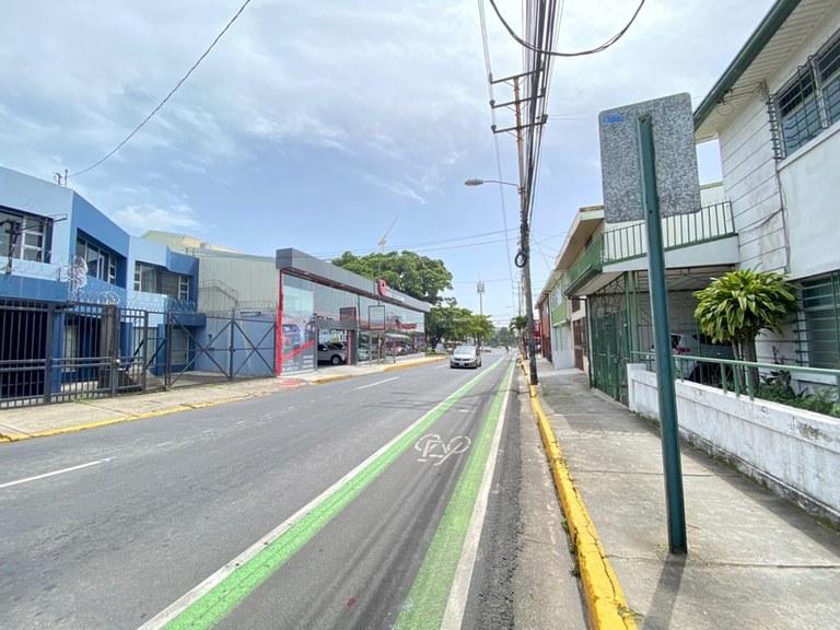 Local Commercial for Rent Avenida 10 San Jose