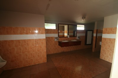 Amberes Casino Restaurant Bar and Disco Bathroom