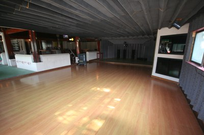 Interior Karaoke and Dance Area of Amberes Casino Restaurant Bar and Disco for Sale in Costa Rica