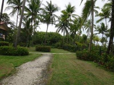 Lindo hotel en el Pacifico Central frente al mar