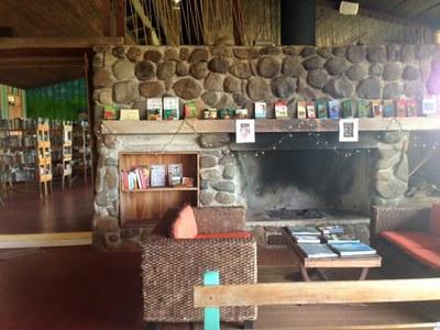 Fireplace & book exchange.jpg