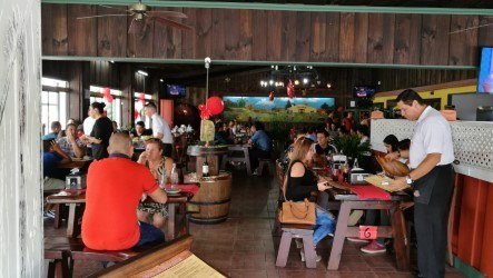 Profitable Restaurant & Sport's Bar for sale in Heredia, Costa Rica