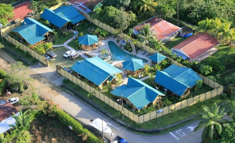 Bungalow Hotel Walking Distance to the National Marine Park: Near the Coast Hotel/Resort/Hostel For Sale in Uvita