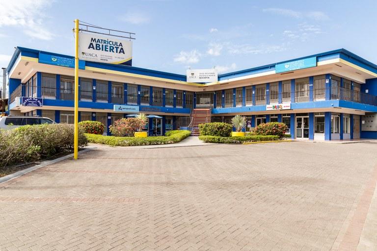Location-Location-Location: Nicoya Commercial Office Building
