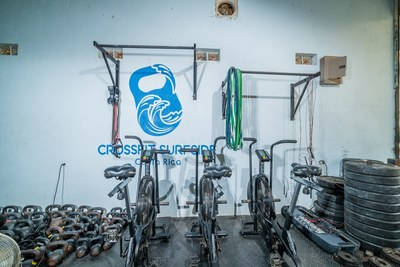 Crossfit Surfside - Gym Area