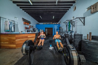 0Crossfit Surfside - Gym Area