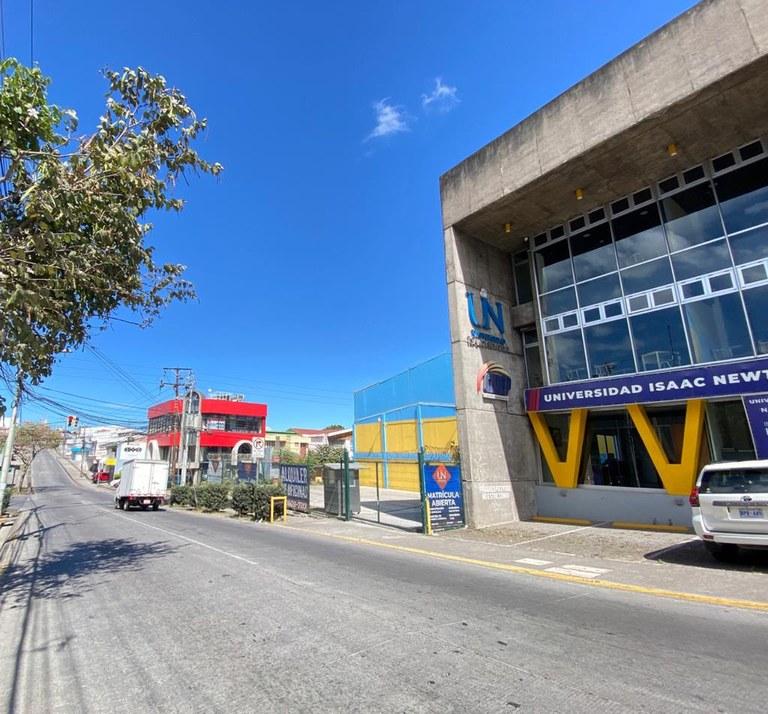 Corner Building for Sale La Merced Paseo Colon San Jose Costa Rica