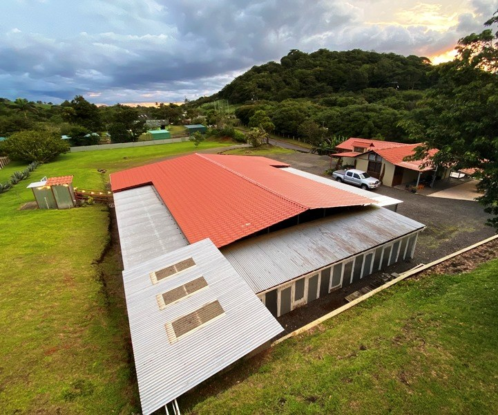 FIVE CORNERS WITH A VIEW- Commercial property with private residence