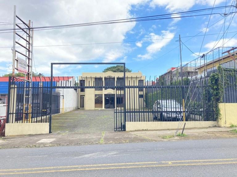 Building for Sale in High Traffic Street Moravia San Jose Costa Rica