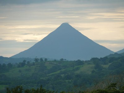 Arenal Volcano and Lake View lot, great opportunity
