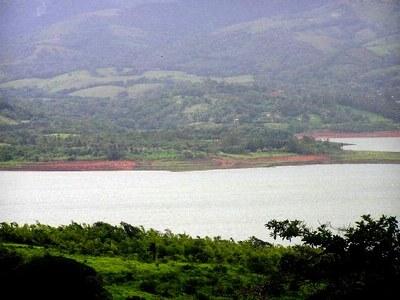 Lake and Volcano View lots, Tejona